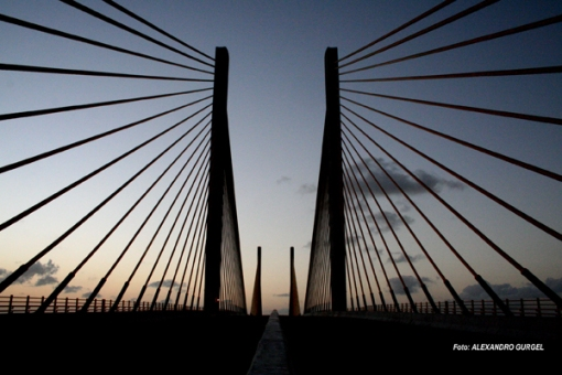 Ponte Newton Navarro. Natal-RN