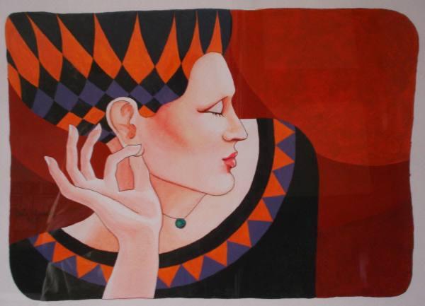 Tela de Vicente Vitoriano. Veja mais em http://vvitoriano.multiply.com/