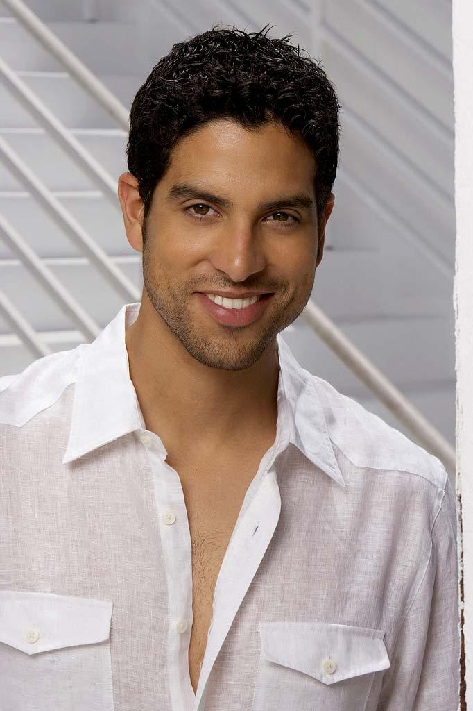 Adam Rodriguez, que faz Eric Delco, de CSI Miami.