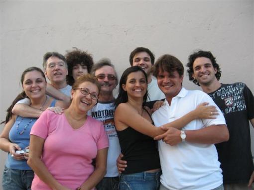 Família: irmãos, cunhados, sobrinhos...