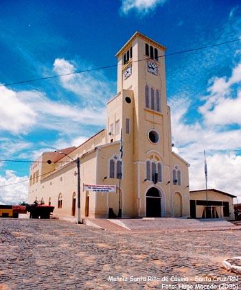 Santa Cruz-RN. Foto de Hugo Macedo.
