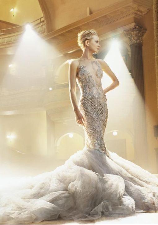 Nicole Kidman by Annue Leibowitz