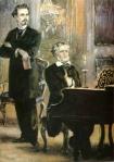 Ludwig, com Wagner