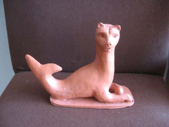 Os estranhos animais de argila de Fulano, Paraíba.