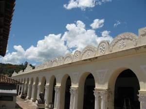 Mercado Público, com sua arquitetura neoclássica do início do seculo XX.