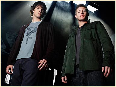 Os irmãos Winchester