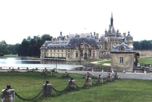 Castelo de Chatilly, França
