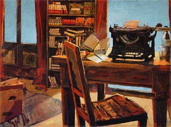 Mesa de escritora