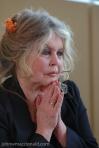 Brigitte Bardot, foto recente.