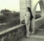 Cleuza Santa Cruz Tavares, minha mãe.