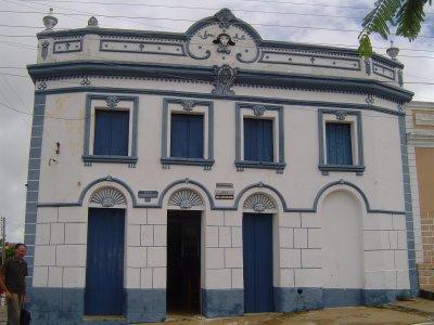 """""""Sobrado dos Árabes"""" - São João do Cariri, Paraíba."""